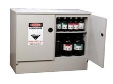 Storemasta polyethylene safety cabinet