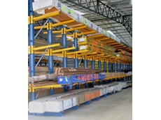 Cantilever racking from Stormor Shelving Australia