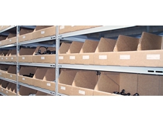Steel shelving from Stormor Shelving Australia