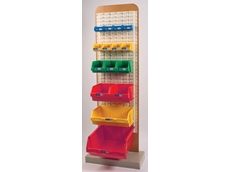 Storage containers from Stormor Shelving Australia