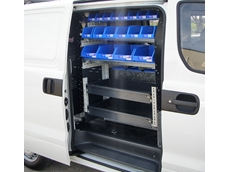 VanRax van racking & shelving – Storage to go