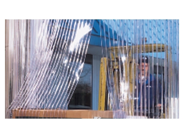 See Thru Strip Doors From Stripdoors Com Au For Effective