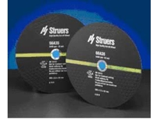 Struers releases new hexagonal design of abrasive cut-off wheels
