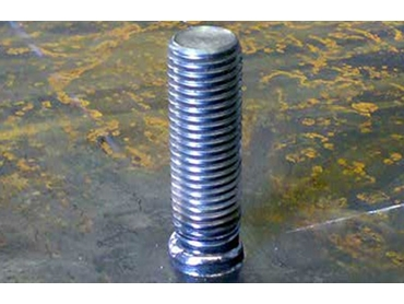 Arc studs for stud to stud welding