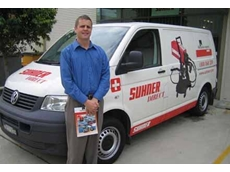 Abrasive expert Suhner to launch new direct sales operations