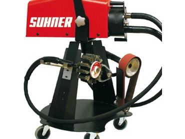 Polishing equipment for a wide variety of applications