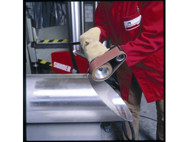 Quiet, safe and powerful polishing systems