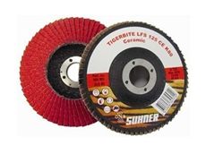 New Suhner grinding wheels
