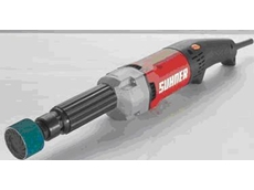 Suhner introduces new range of power tools for metal finishing