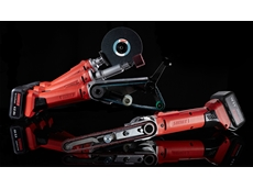 Suhner's New Cordless Range for Metal Grinding and Polishing