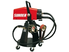 Suhner to exhibit abrasive solutions at NMW 2008