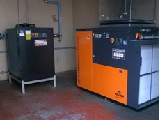 Case Study: Food manufacturer installs Champion air compressors