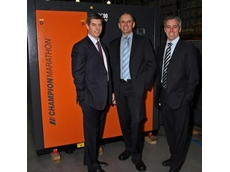 Sullair Australia's New Management Team (L-R): Adrian Davis, Michael Knowles and Michael Wilkinson