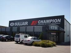 Champion Compressors' sister company Sullair Australia moves to larger premises