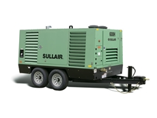 Diesel Powered Portable Compressors by Sullair Australia