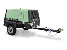 Portable Air Compressor  - Sullair 185