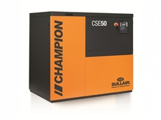 Rotary Screw Compressor  - Champion CSE 50