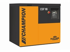 Rotary Screw Compressor  - Champion CSF 18