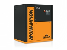 Rotary Screw Compressor  - Champion VOC 75