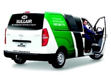 Expanding local service is integral to Sullair's overall installed base support strategy
