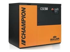 The efficient new CSE50 compressor model complements the existing CSE range to deliver a cost effective and reliable compressed air solution