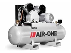 AirOne compressed air systems designed with energy savings in mind