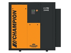 Sullair Australia - Champion range CSE compressor