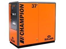 Sullair re-launches Champion brand compressors