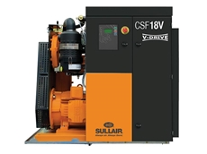 Champion VSD compressors from Sullair Australia maximises efficiency and energy savings