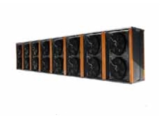 Air – cooled chiller for data centre cooling by Summit Matsu