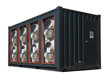 Containerised Chillers