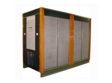 The new 6 Series air cooled chillers are manufactured from rigid steel to ensure a long service life