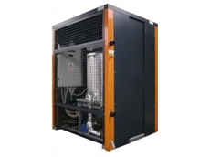 18kW - 130kW Series 8 air cooled chiller
