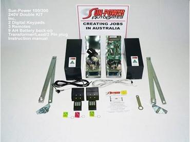 ​XP 100/300 Double Swing Kit