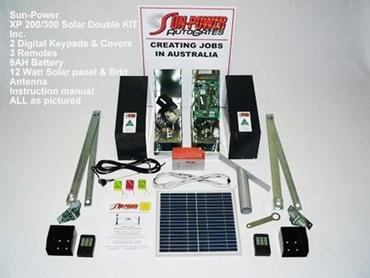 XP 200/300 Double Swing Kit