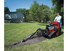 Toro's compact utility loaders - TRX19