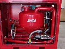 Drill Cuttings Pump SV400