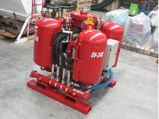 SV240 Multi-pot slurry system