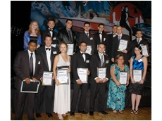 2008 ASCL Award winners