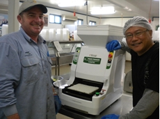 Rio Tinto's ESS Foodservice Catering installs sushi machines at mining communities from Sushi Machines Australia
