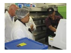 Sushi Machines Australia assist Tasty Trucks in high volume sushi production