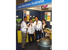 Sushi Machines Australia at Fine Foods Queensland