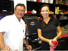 Sushi Machines Australia offer advice growing Whitsunday sushi restaurant chain