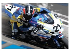 Suzuki will showcase their new corporate facility at the 2012 Moto GP