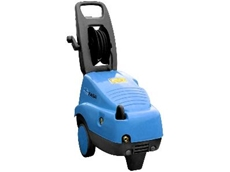 Pressure washers for professional markets.