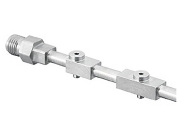 Stainless Steel Manifold Flow Component