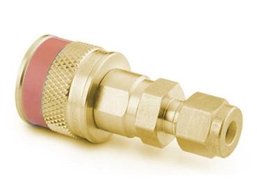 Brass Instrumentation Quick-Connect Bod