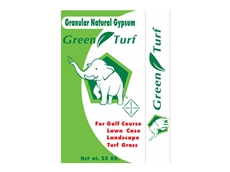 Green Turf Granular Natural Gypsum from Swancorp