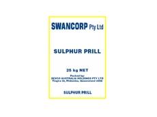 Swancorp Prilled Sulphur