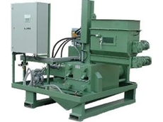 RUF briquetting equipment